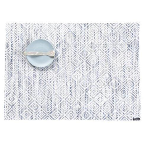 Chilewich   BLUE MOSAIC PLACEMAT $18.00