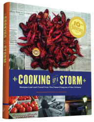 John Ward Exclusives  COOKBOOKS COOKING UP A STORM $30.00