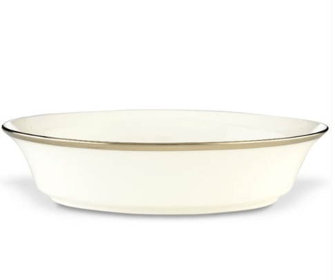 $150.00 SOLITAIRE OPEN VEGETABLE BOWL