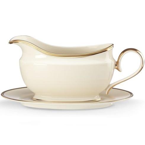 Lenox  ETERNAL SAUCE BOAT WITH STAND $199.95