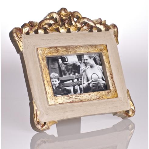 Abigails   VENDOME FRAME GRAY/GOLD $56.00