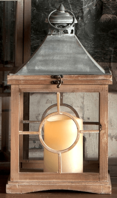 Park Hill Collection   FRENCH REVIVAL LANTERN $80.00