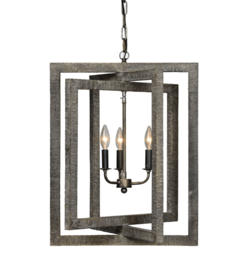 Forty West Designs   GLOSTER FOYER LIGHT $350.00