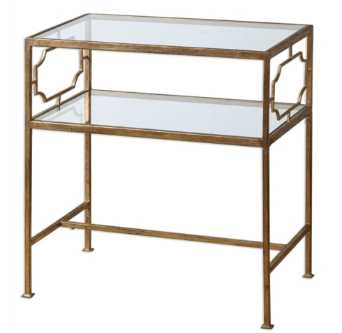 Uttermost   GENELL SIDE TABLE $325.00