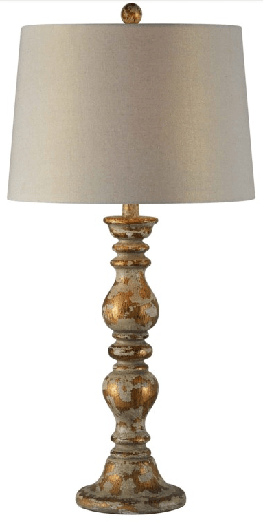 Forty West Designs   JOSIE TABLE LAMP $95.00