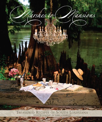 John Ward Exclusives  COOKBOOKS MARSHES TO MANSIONS $28.95