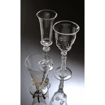 OPHELIA WATER GOBLETS