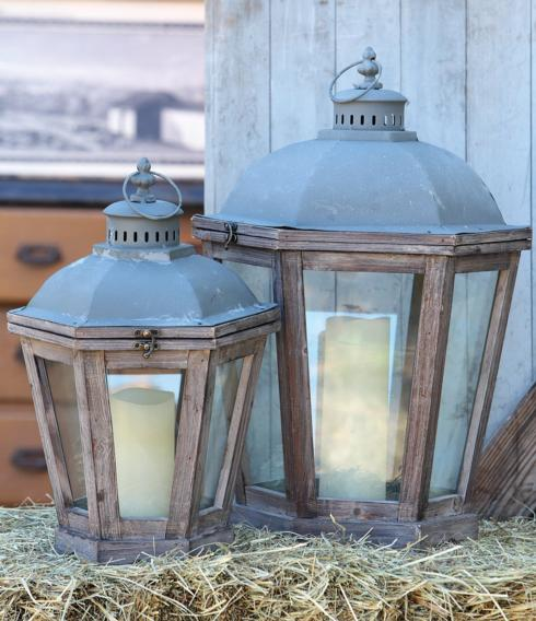 Park Hill Collection   FRENCH QUARTER LANTERN - SMALL $50.00