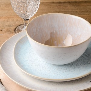John Ward Exclusives  MISCELLANEOUS CASAFINA - 4 PIECE PLACE SETTING $106.75