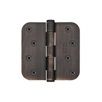 """$11.00 4"""" X 4"""" OIL RUBBED BRONZE HINGES"""