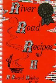 John Ward Exclusives  COOKBOOKS RIVER ROADS RECIPES II COOKBOOK $19.95