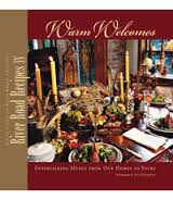 John Ward Exclusives  COOKBOOKS RIVER ROAD RECIPIES IV - WARM WELCOME $28.95