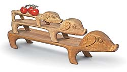 Jeremie   SMALL PIG TRAY $122.00