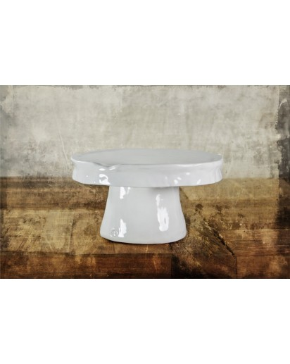 Montes Doggett   SMALL CAKE STAND $200.00
