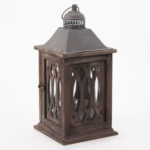 Royal Standard   TAYLOR WOOD LANTERN $50.00