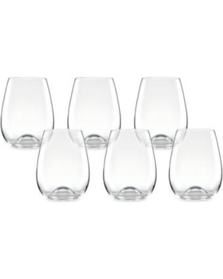 Lenox  TUSCANY STEMLESS WINE SET OF 6 $40.00