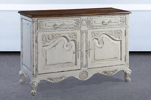 $1,125.00 SMALL COUNTRY FRENCH SERVER