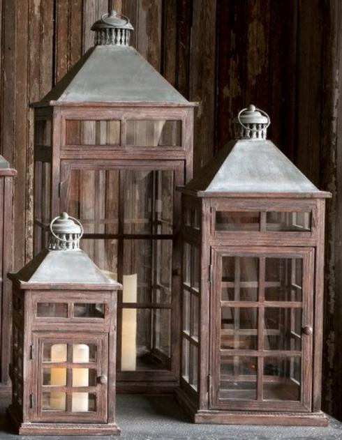 John Ward Exclusives  MISCELLANEOUS SMALL WINDOW LANTERN $65.00