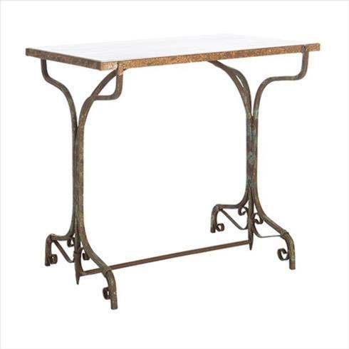 $577.50 ASHIYA MARBLE TABLE - SMALL