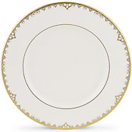 Lenox  FEDERAL GOLD ACCENT PLATE $35.00