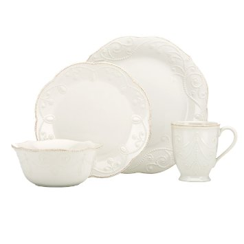 Lenox  FRENCH PERLE 4 PPS $60.00