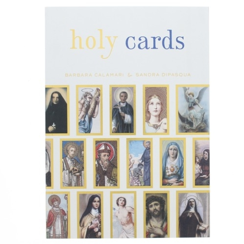 Hachette Book Group   HOLY CARDS BOOK $19.95