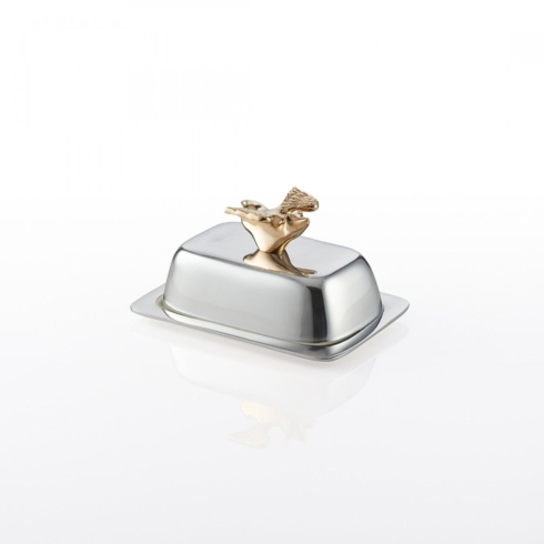 Lunares   FLYING PIG BUTTERDISH $65.00