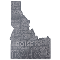 architec   Beer Can Glass- printed Idaho $10.99