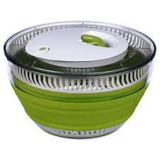 Progressive   Collapsible Salad Spinner $34.99