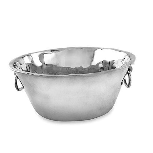 Beatriz Ball   Soho Ice Bucket w/ Handles lg $250.00