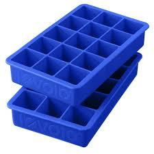 Tovolo   Perfect Cube Ice Trays- Ice Blue $14.99