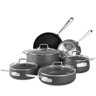 $499.99 HA1 Nonstick 10 Piece Set