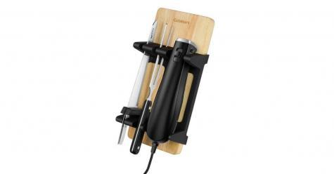$49.99 Electric Knife Set with Cutting Board