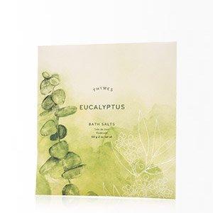 $5.99 EUCALYPTUS BATH SALTS ENVELOPE