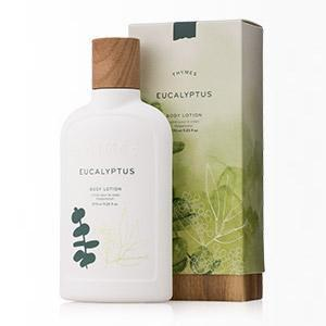 EUCALYPTUS BODY LOTION collection with 1 products