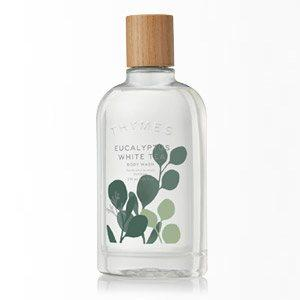 EUCALYPTUS WHITE TEA BODY WASH collection with 1 products