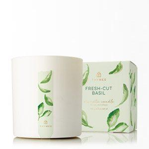 FRESH-CUT BASIL POURED CANDLE collection with 1 products