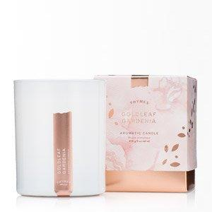 Goldleaf Gardenia Candle collection with 1 products