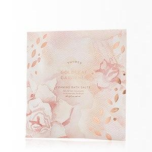 GOLDLEAF GARDENIA FOAMING BATH ENVELOPE collection with 1 products