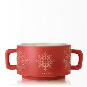 HOT COCOA DARK CHOCOLATE 3-WICK MUG CANDLE collection with 1 products