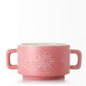 HOT COCOA RASPBERRY 3-WICK MUG CANDLE collection with 1 products