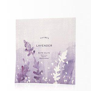 LAVENDER BATH SALTS ENVELOPE collection with 1 products