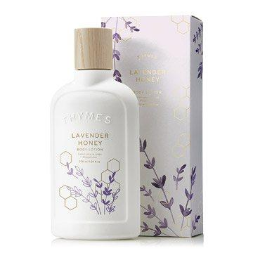LAVENDER HONEY BODY LOTION collection with 1 products