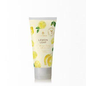 LEMON LEAF HARD-WORKING HAND CREAM collection with 1 products