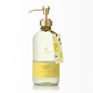 LEMON LEAF LARGE HAND WASH collection with 1 products