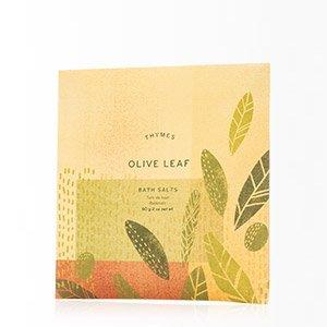 OLIVE LEAF BATH SALTS ENVELOPE collection with 1 products