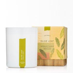 OLIVE LEAF CANDLE collection with 1 products