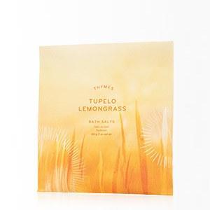 $5.99 TUPELO LEMONGRASS BATH SALTS ENVELOPE