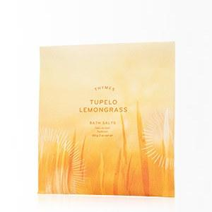 TUPELO LEMONGRASS BATH SALTS ENVELOPE collection with 1 products