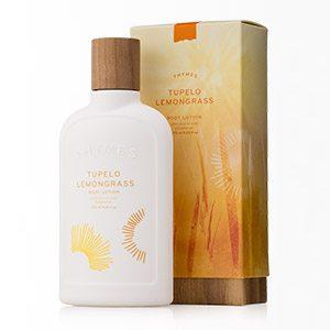 TUPELO LEMONGRASS BODY LOTION collection with 1 products